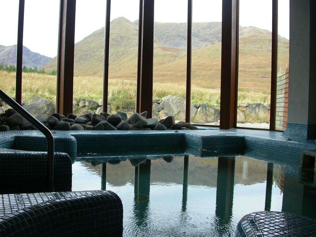 Delphi mountain lodge