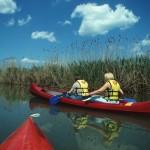 Im Kanu durch das Werratal