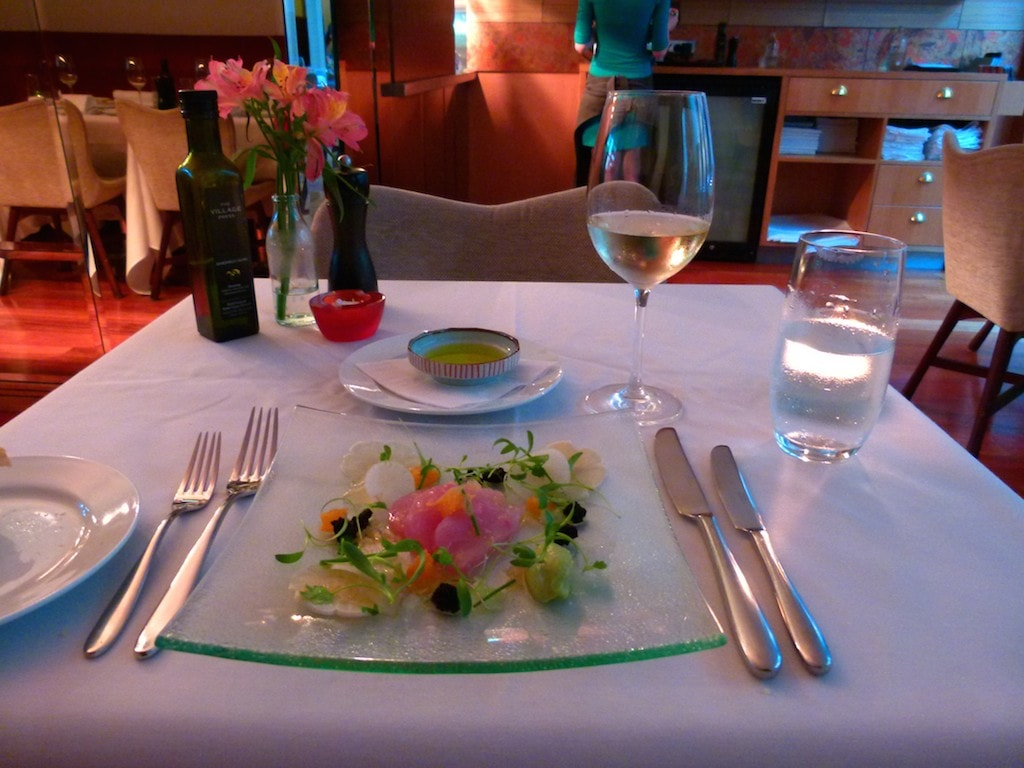 Auckland - DeBrett Kitchen Tuna Salat