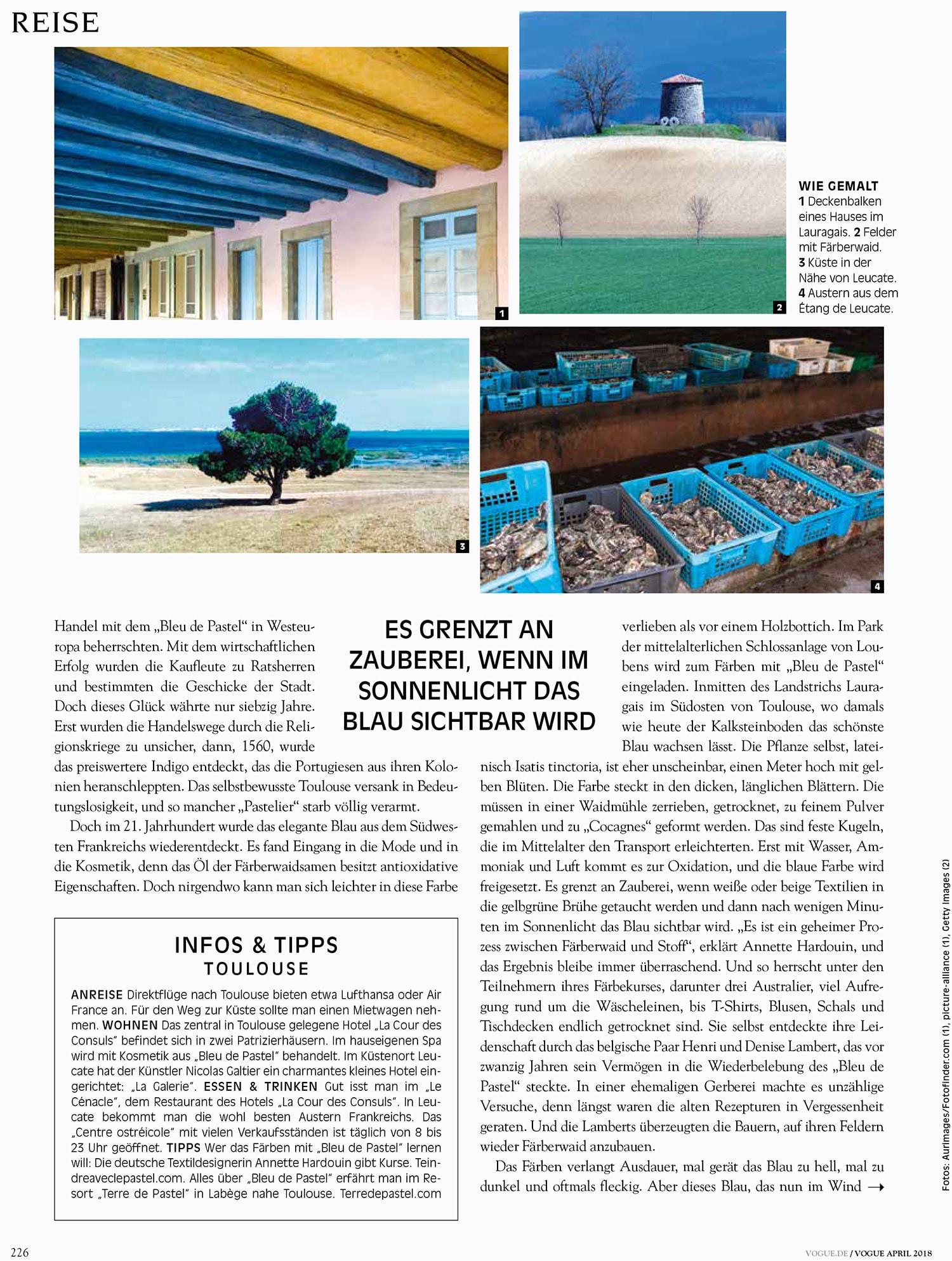 Vogue Artikel Toulouse 3